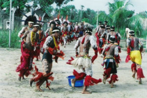 ilha do bananal ritual karaja