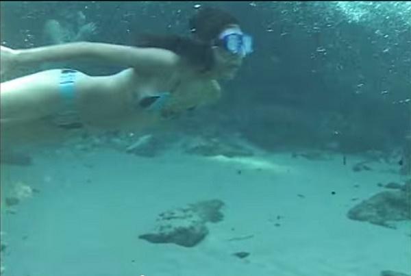 jalapão tocantins mergulho