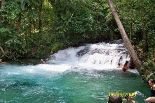 jalapão turismo no tocantins fervedouro