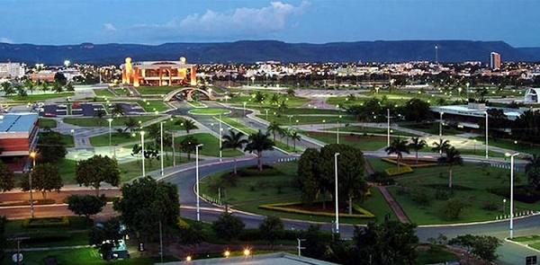 palmas centro capital