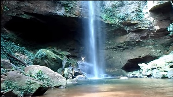 palmas taquaruçu cachoeira roncador
